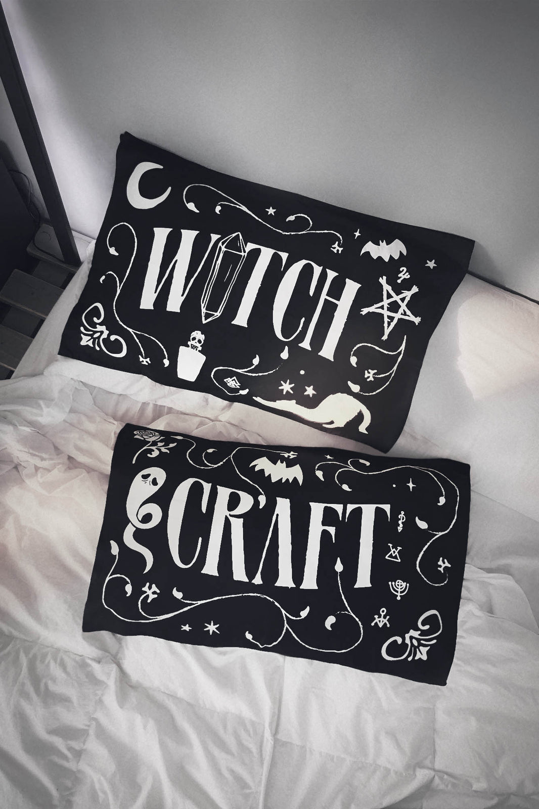 Witchcraft Pillowcases [B]