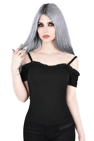 Ylva Bardot Top [B]