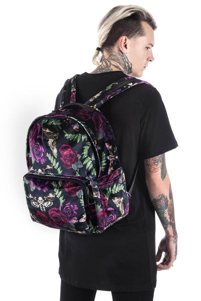 Zandor Nightlife Backpack [B]