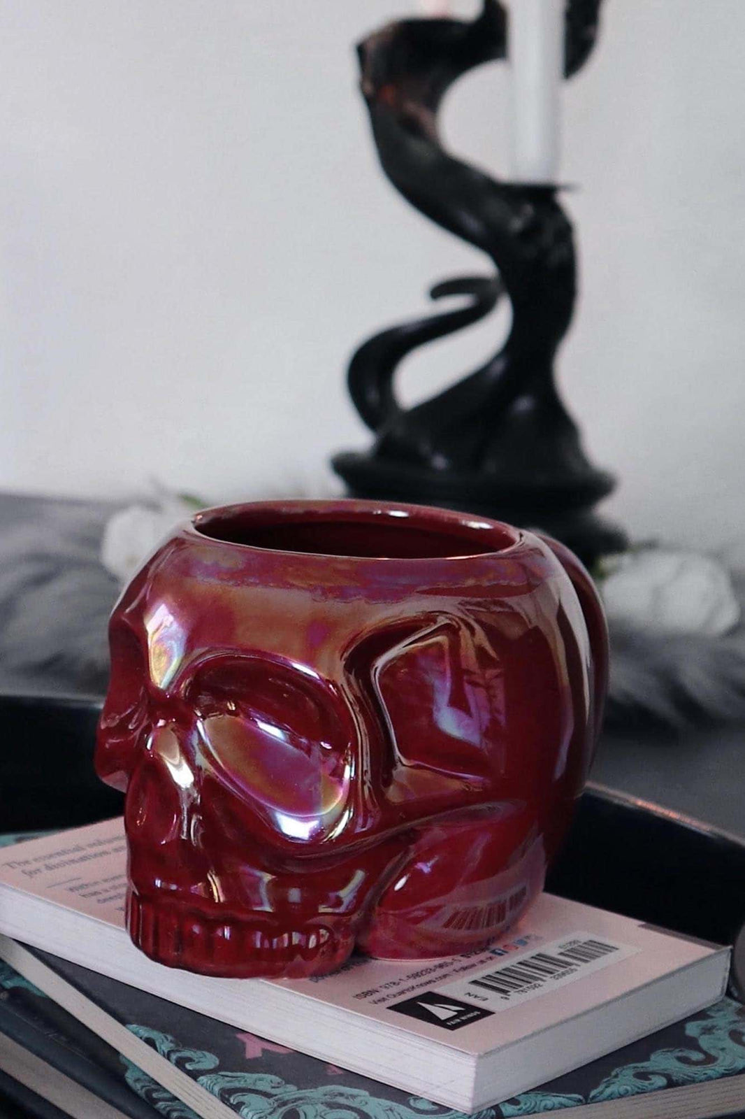 Skull Mug [BLOOD AURA]