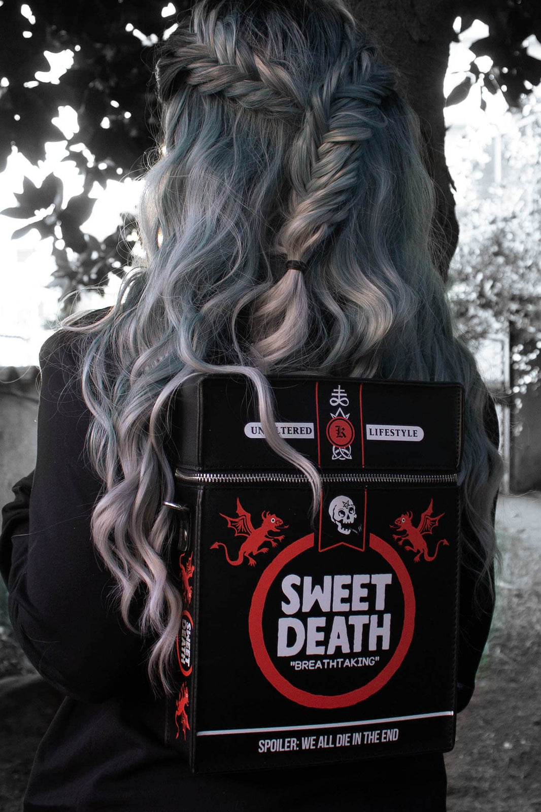 Sweet Death Backpack
