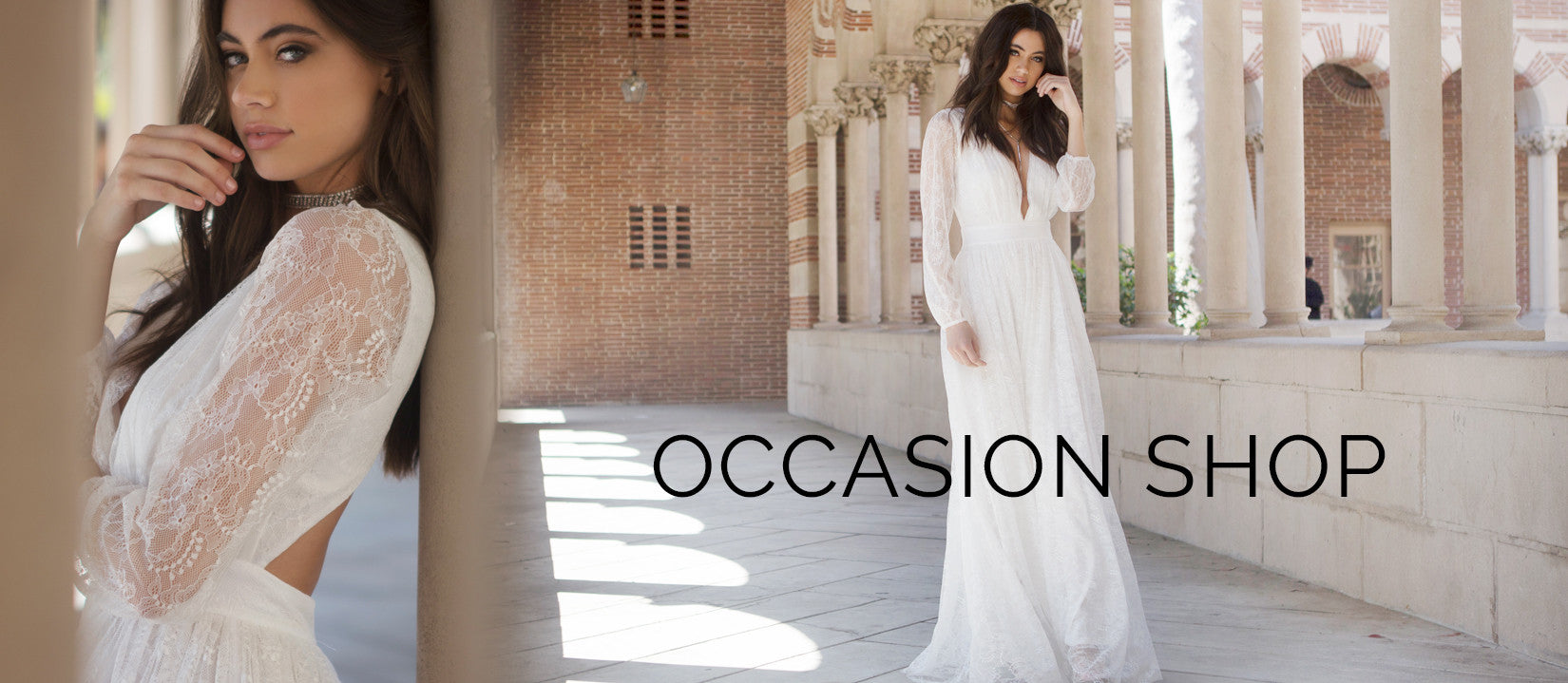 The Occasion Shop - ANGL