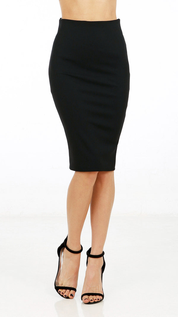 The Standard Pencil Skirt