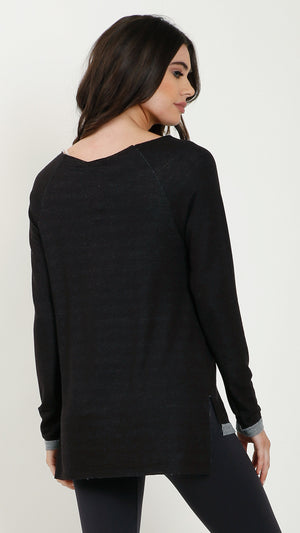 Don't Quit Your Daydream Long Sleeve Top - ANGL