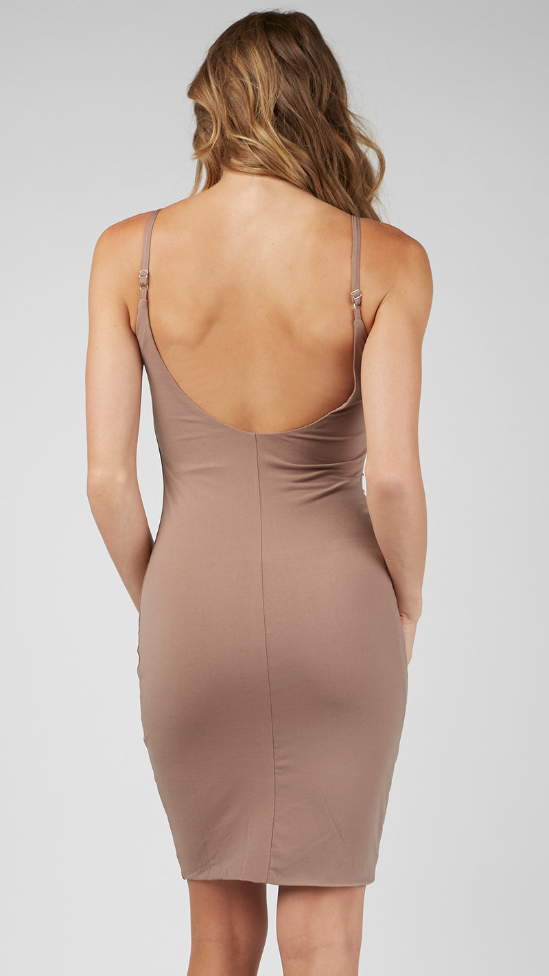 Cami Fitted Party Dress - Msky