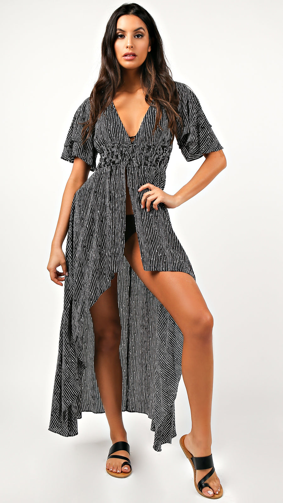 Alissa Cover Up Dress - ANGL