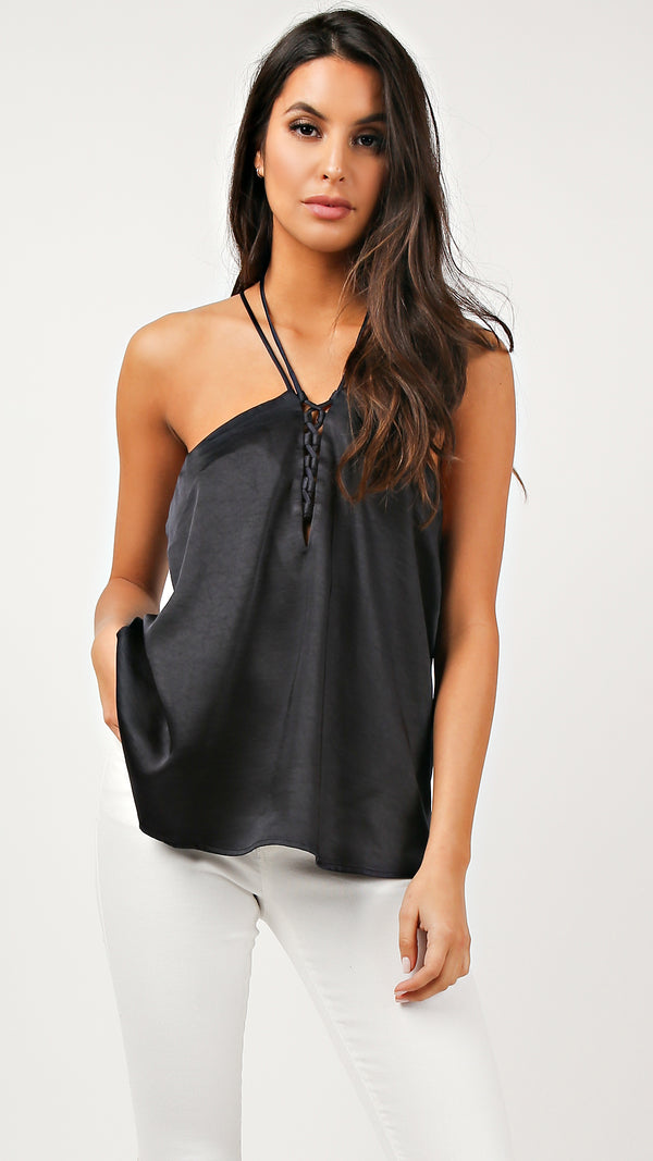 Alissa Halter Neck Top