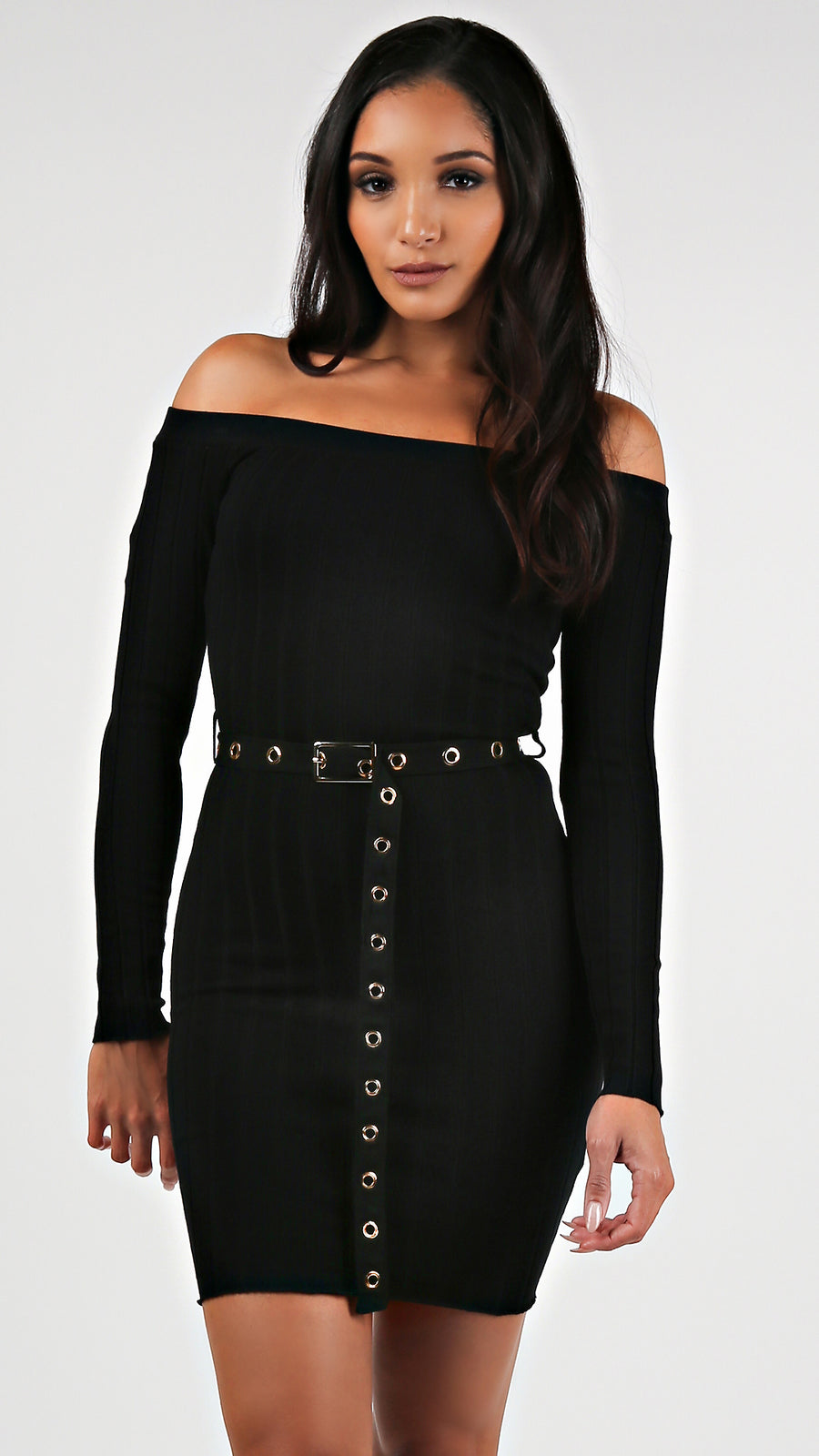Off Shoulder Chloe Dress...