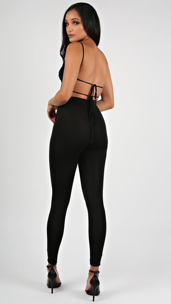 Kensie Backless Set...