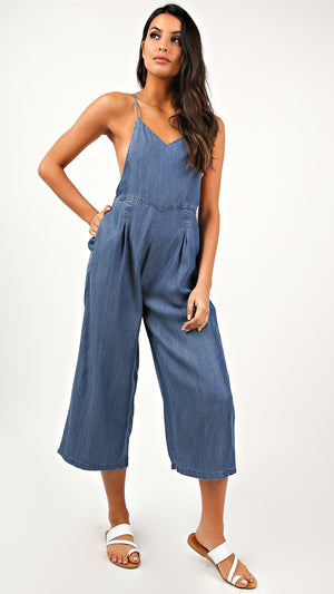 Delaney Wide Leg Jumpsuit