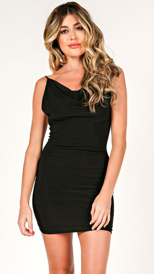 Bria Open Back Dress - ANGL