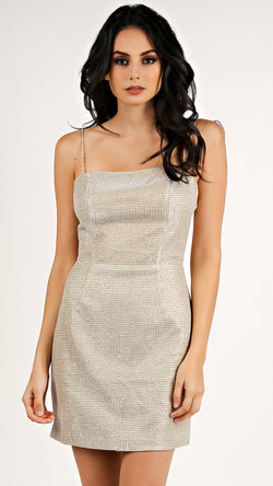 Disco Glitter Party Dress... - Msky