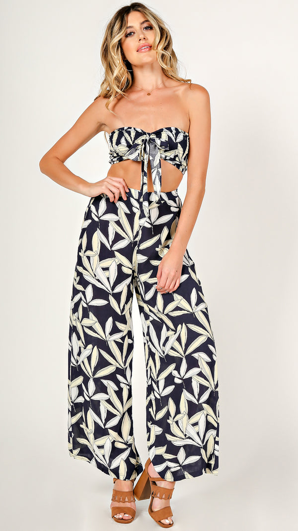 Sydney Tropical Two Piece Set