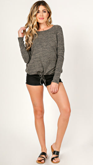 Amy Long Sleeve Top