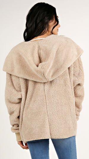 Cozy Fuzzy Jacket...