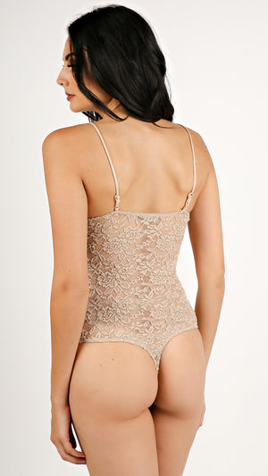 All Lace Bodysuit... - ANGL