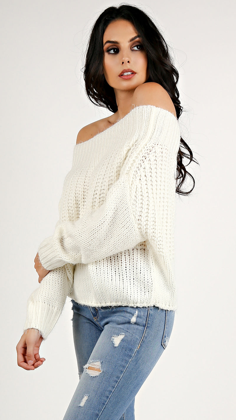Thick Knit Sweater...