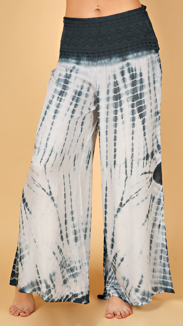Blue Crush Tie Dye Pants - Msky