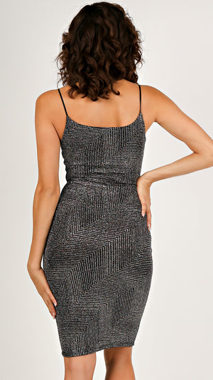 Chic & Shimmer Mini Dress...