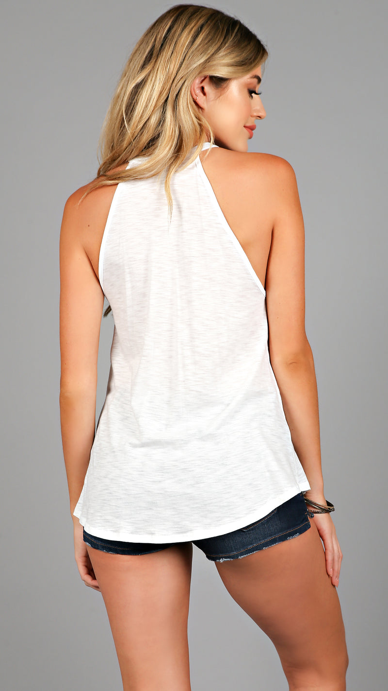 Kimberly Summer Tank Top
