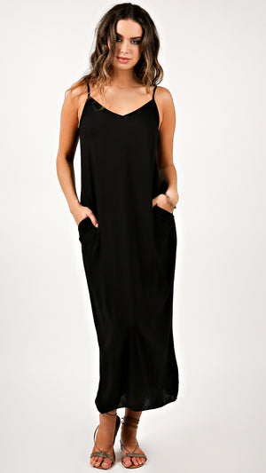 Basic Maxi With Pockets