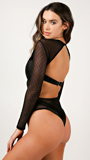 Alexia Sexy Lace Bodysuit - ANGL