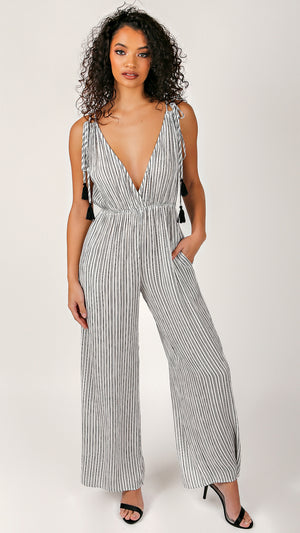 Kelly Hip Pocket Jumpsuit