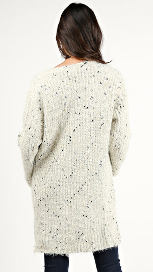 Twinkle Knit Long Cardigan...