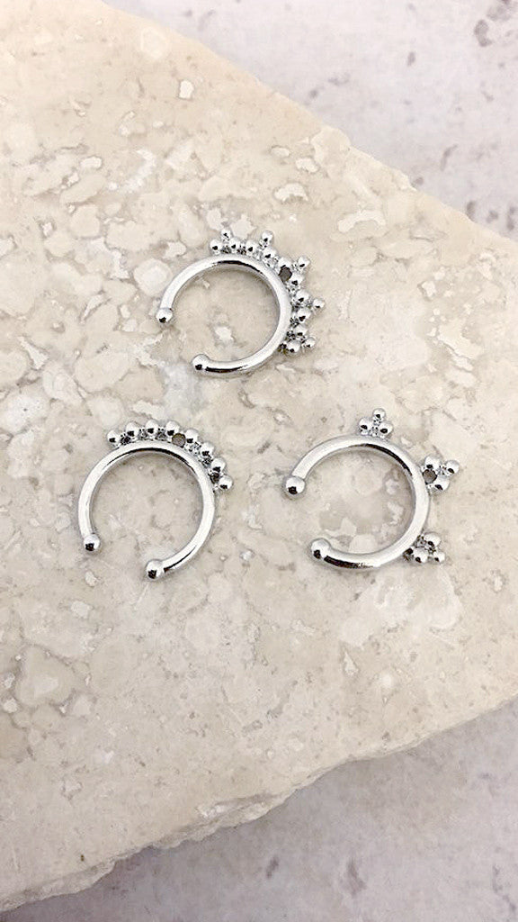 Exotic Septum 3 Piece Set