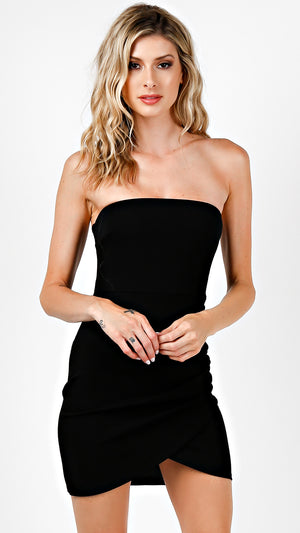 Tube Bodycon Mini Dress