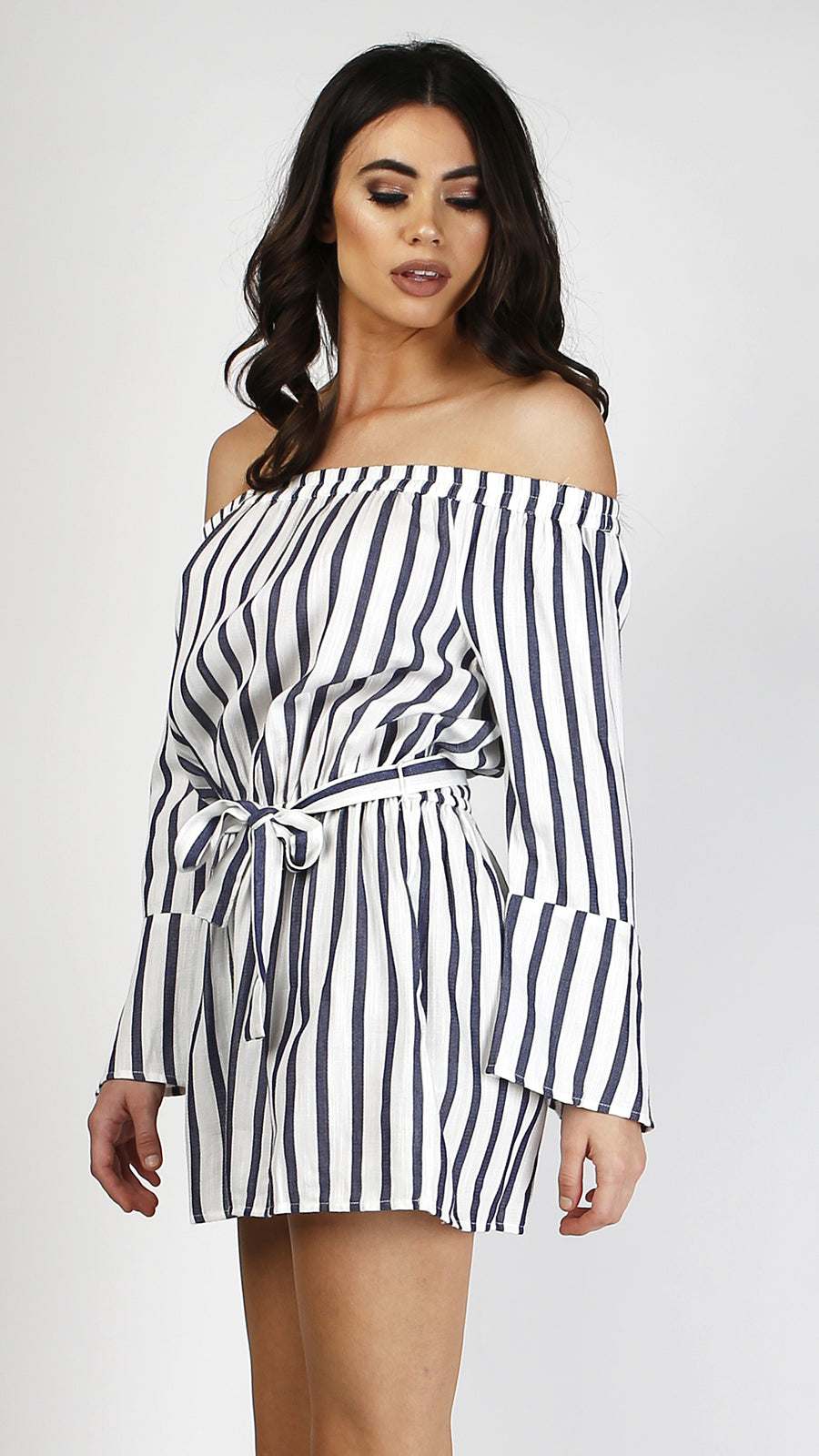 Contemp Brunch Romper