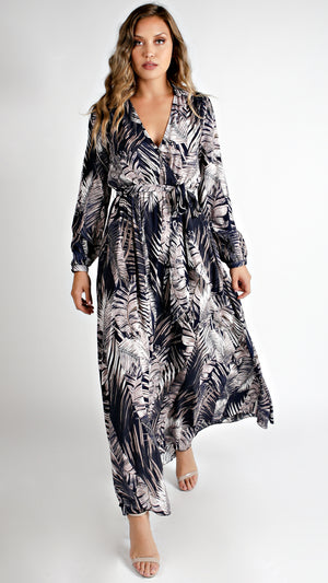 Blue Breeze Maxi Dress - ANGL