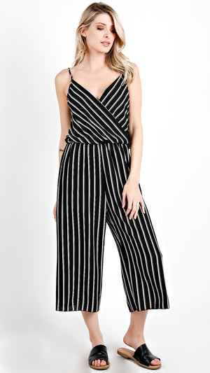51a51ea4728d Striped Cropped Jumpsuit - ANGL