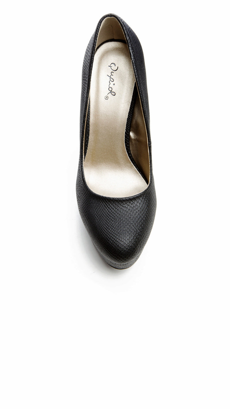 Classic Textured Pump - Msky