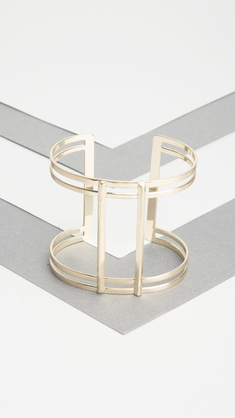 Double Banded Arm Cuff - Msky
