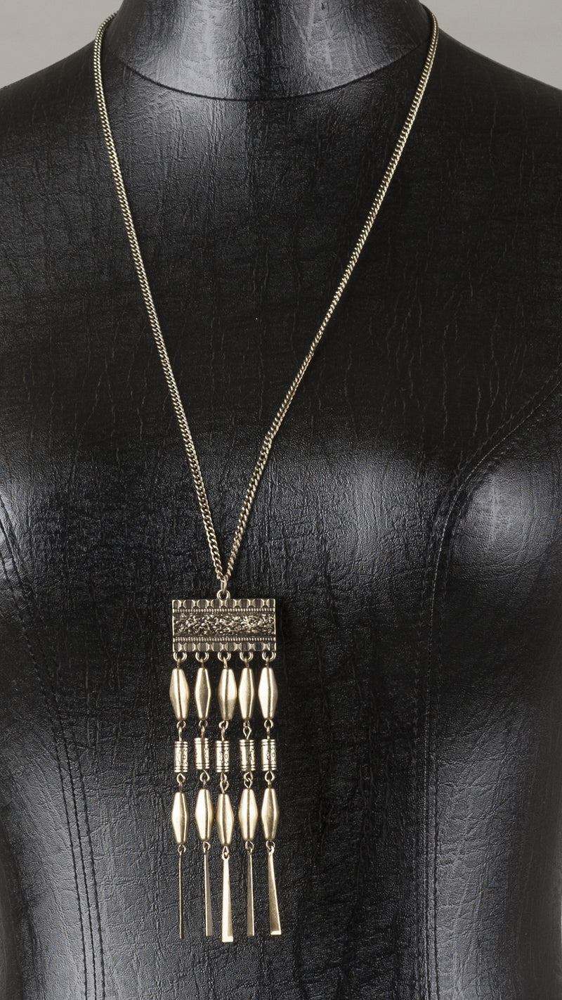 Tribal Stack Necklace