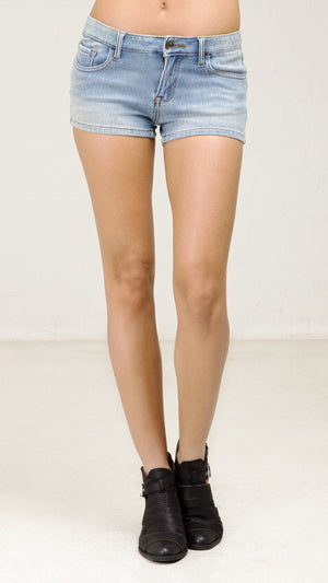 Basic Knit Shorts