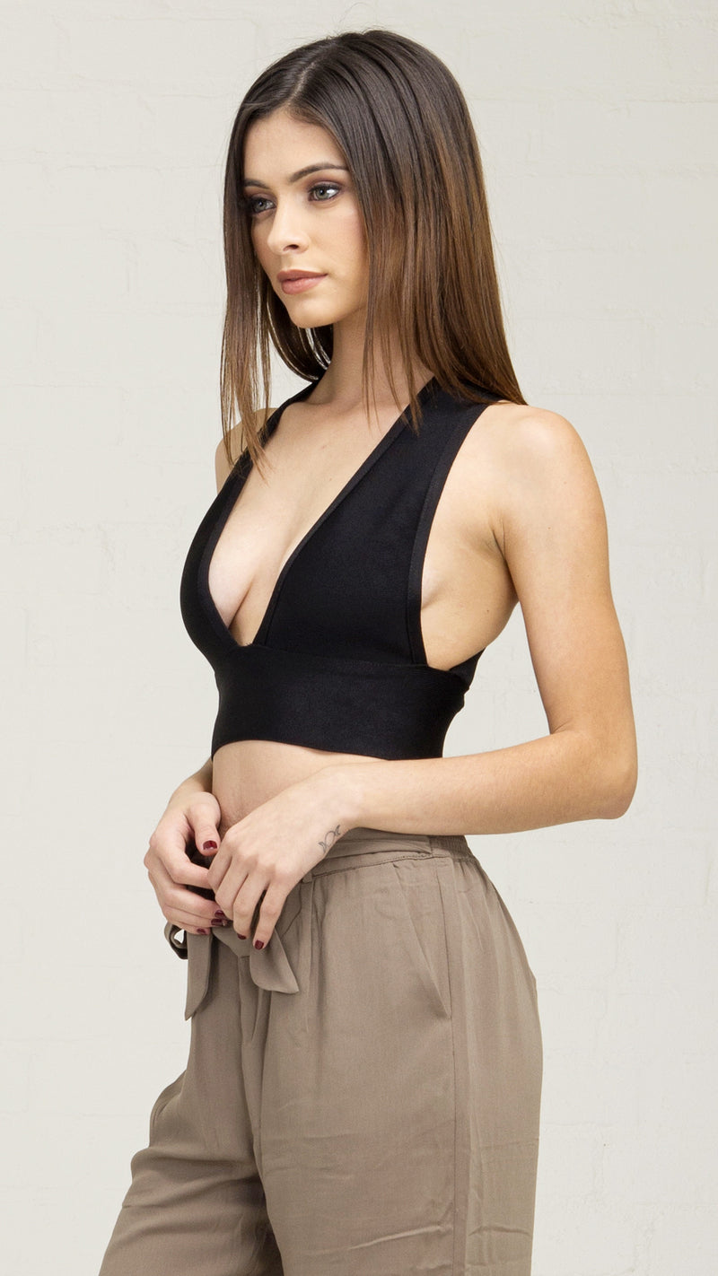 Bandage Crop Top - Msky