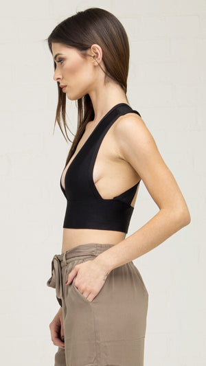 Bandage Crop Top