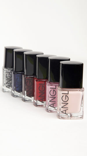 Angl Nail Polish - Burgundy