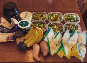 The Meal Prep Guide (Set Yourself Up For Fat Loss Success)