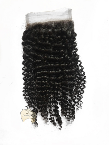 Supernatural Curly Fro Closure