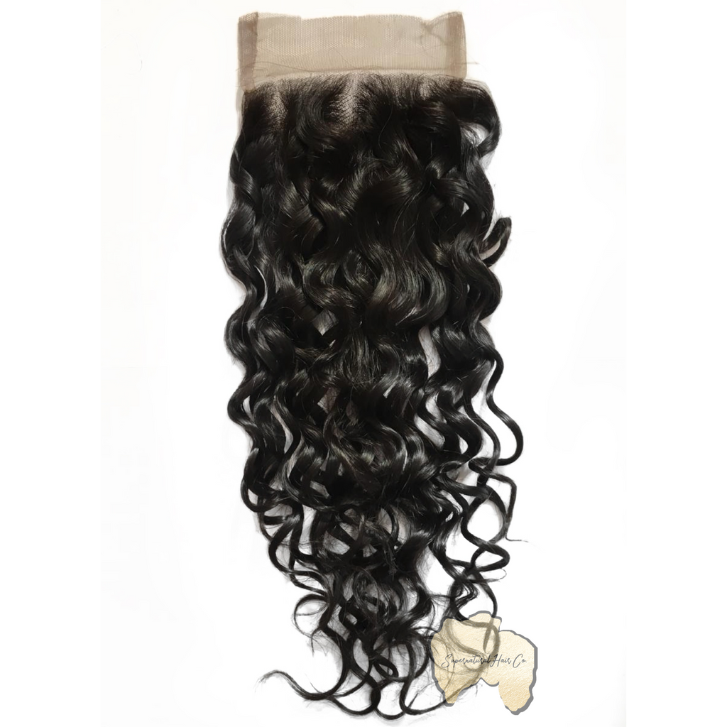 Supernatural Loose Wave Closure