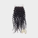 Supernatural Kinky Curly Closure