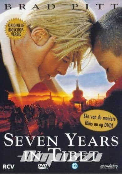 Seven Years In Tibet DVD