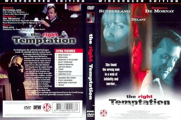 Right temptation DVD