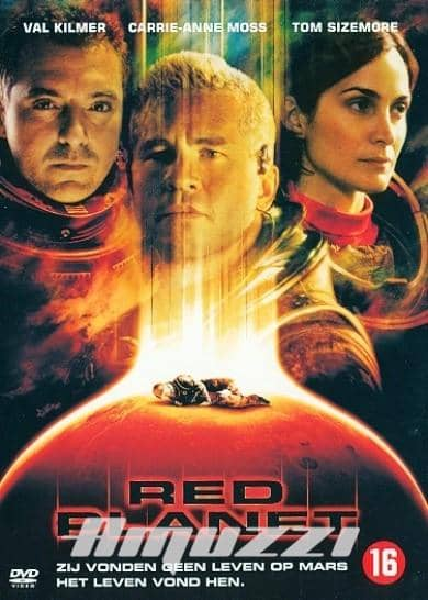 Red Planet Uk-reg2 Nlo DVD
