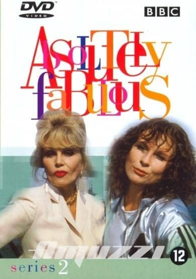 Absolutely Fabulous S2 DVD