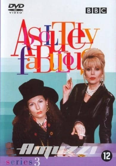Absolutely Fabulous S3 DVD