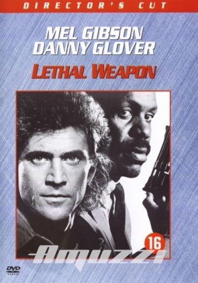 Lethal Weapon 1 DVD